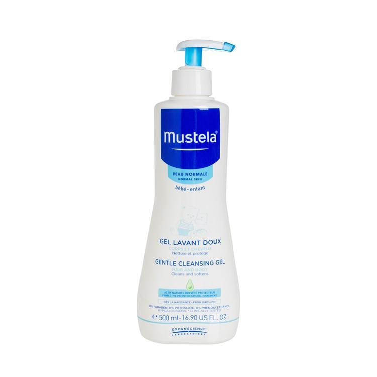 MUSTELA(PARALLEL IMPORT) - GENTLE CLEANSING GEL - 500ML