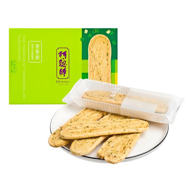 阿聰師 - 香蔥餅 - 180G