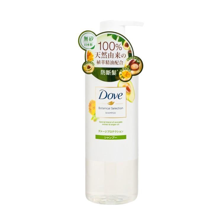 多芬 - 日本植萃防斷髮洗髮乳 - 500G