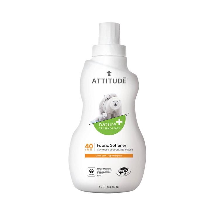 ATTITUDE - 天然衣物柔軟劑-柑橘香 - 1L