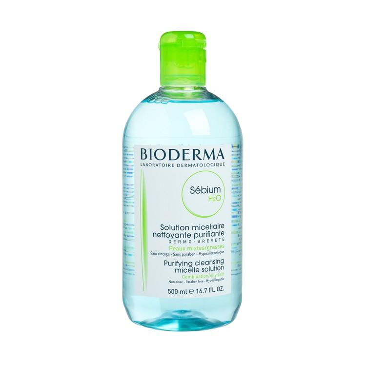 BIODERMA - 控油卸妝潔膚水 - 500ML