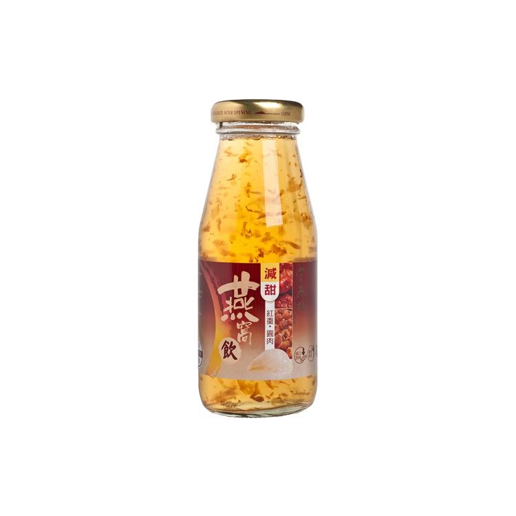 官燕棧 - 燕窩飲-紅棗圓肉(減甜) - 180G