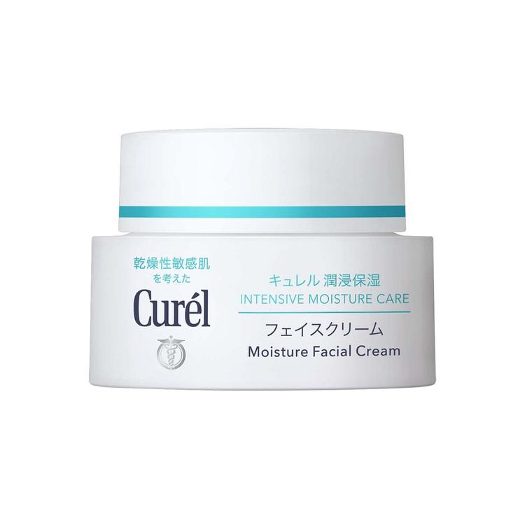 CUREL - 深層高效保濕面霜 - 40G