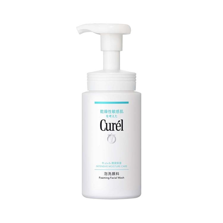 CUREL - 豐盈泡沫潔面乳 - 150ML