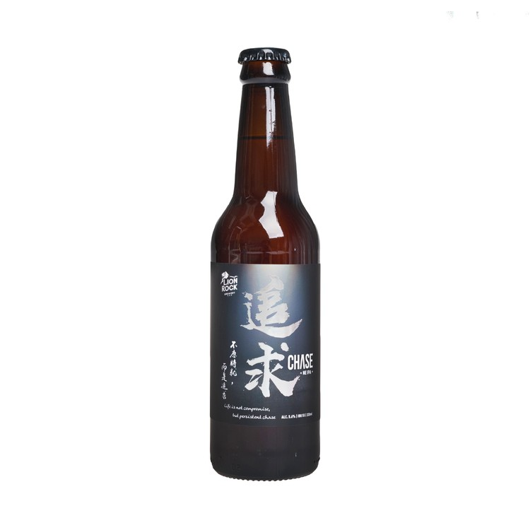 LION ROCK - CRAFT BEER - CHASE - 330ML