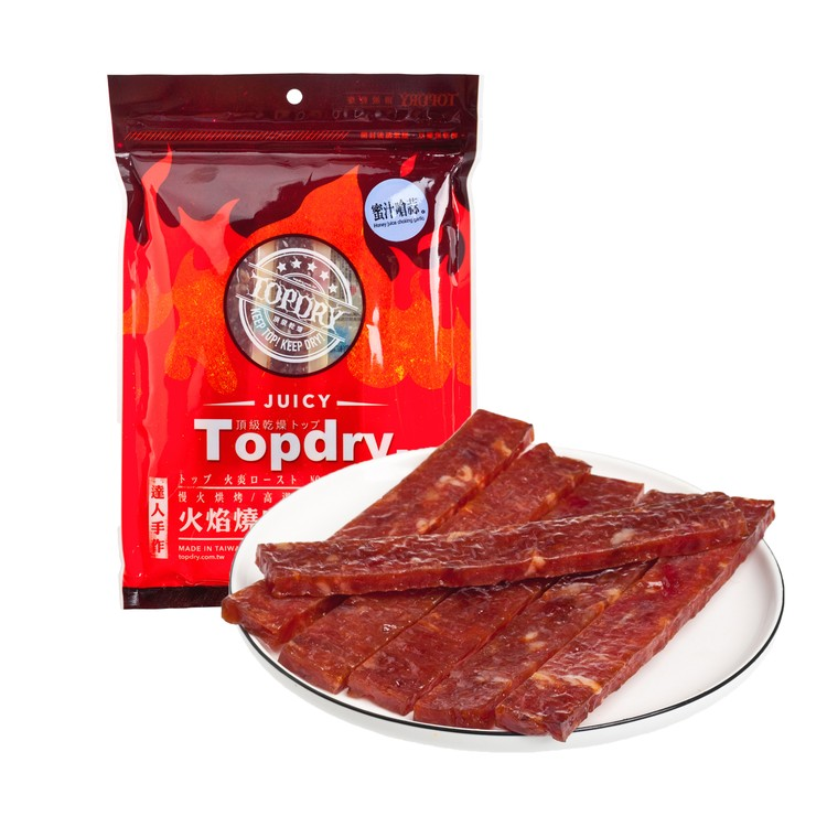 TOPDRY - PORK STICK-HONEY JUICE CHOKING GARLIC - 160G