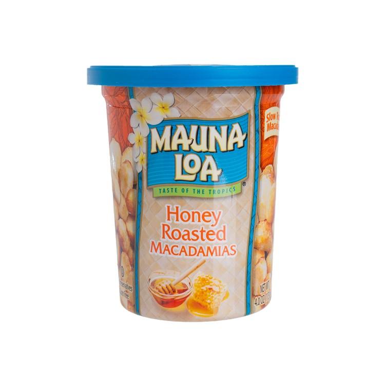 MAUNA LOA - ROASTED MACADAMIAS-HONEY ROASTED - 127G