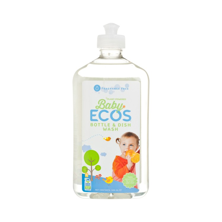 地球之友 - 環保嬰兒奶瓶洗滌液 - 500ML
