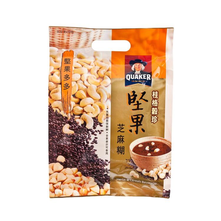 桂格 - 堅果多多-芝麻糊堅果 - 30GX12