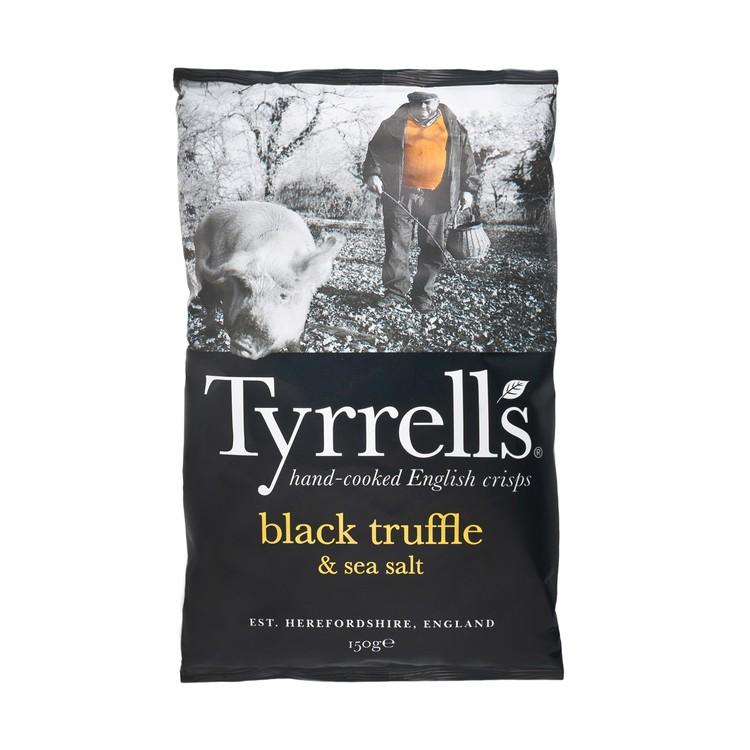TYRRELLS - 薯片-黑松露海鹽 - 150G