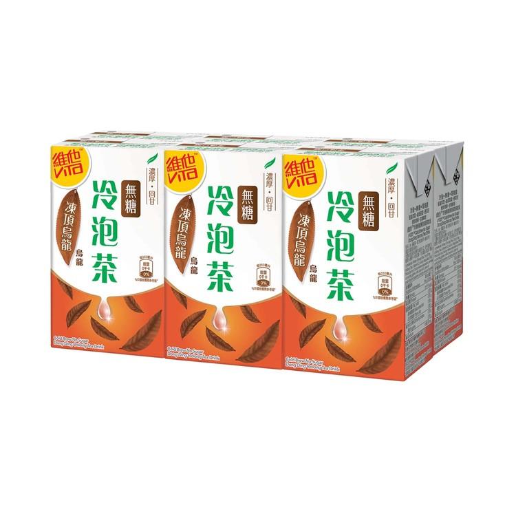 VITA - NO SUGAR TEA-OOLONG TEA - 250MLX6