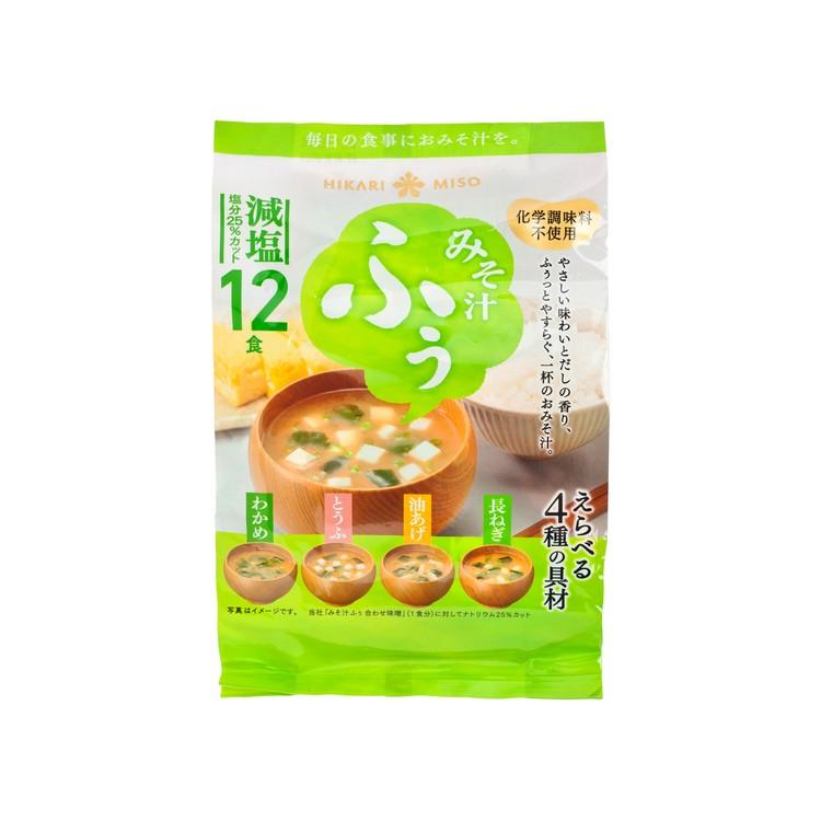 HIKARI - 味噌湯-綜合減鹽 - 12'S