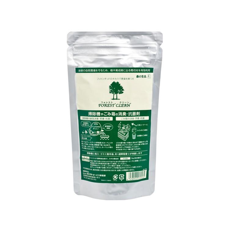 森の生活 - 森林精油抑菌除臭木片 - 70G