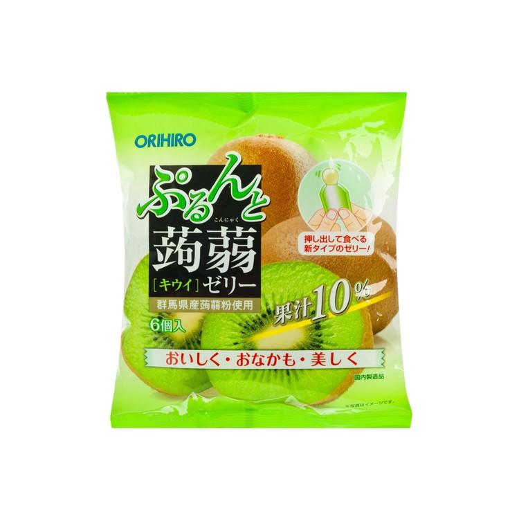 ORIHIRO - 蒟蒻啫喱-奇異果味 - 120G