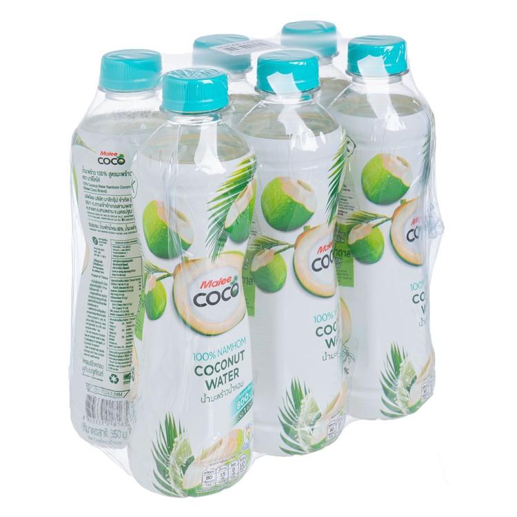 MALEE - 100%椰子水-香水椰子 - 350MLX6