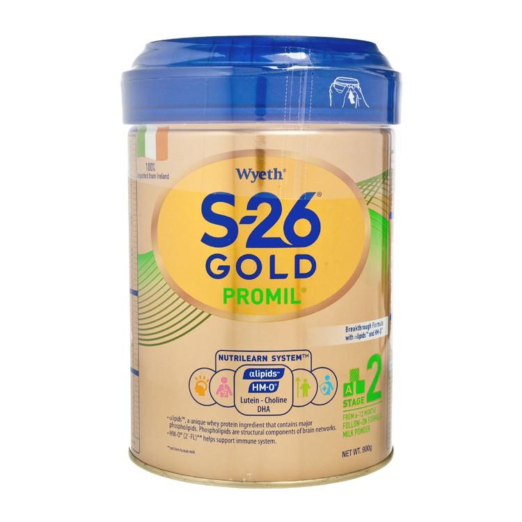 惠氏 - S-26® GOLD 2號 - 900G