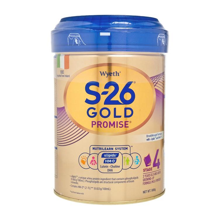 惠氏 - S-26® GOLD 4號 - 900G