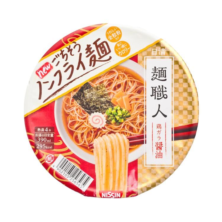 日清 - 碗麵-麵職人-醬油味 - 88G