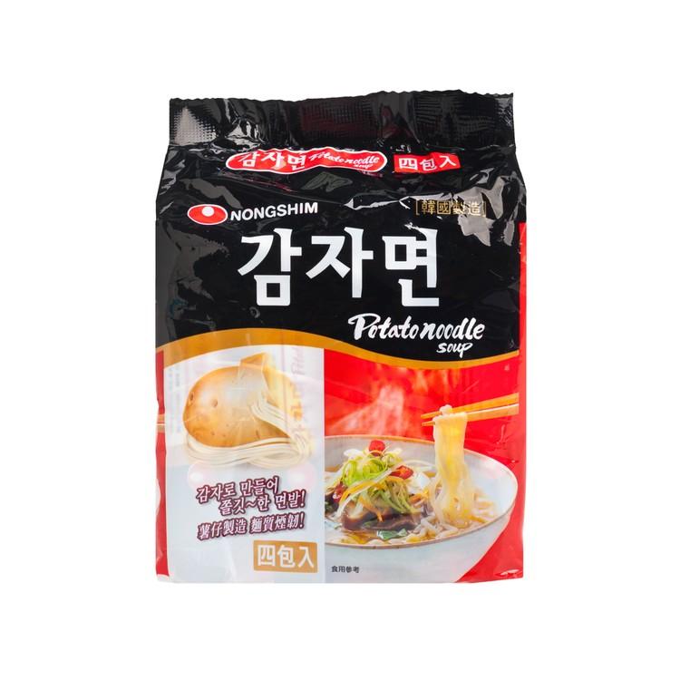 農心 - 薯仔麵 - 100GX4