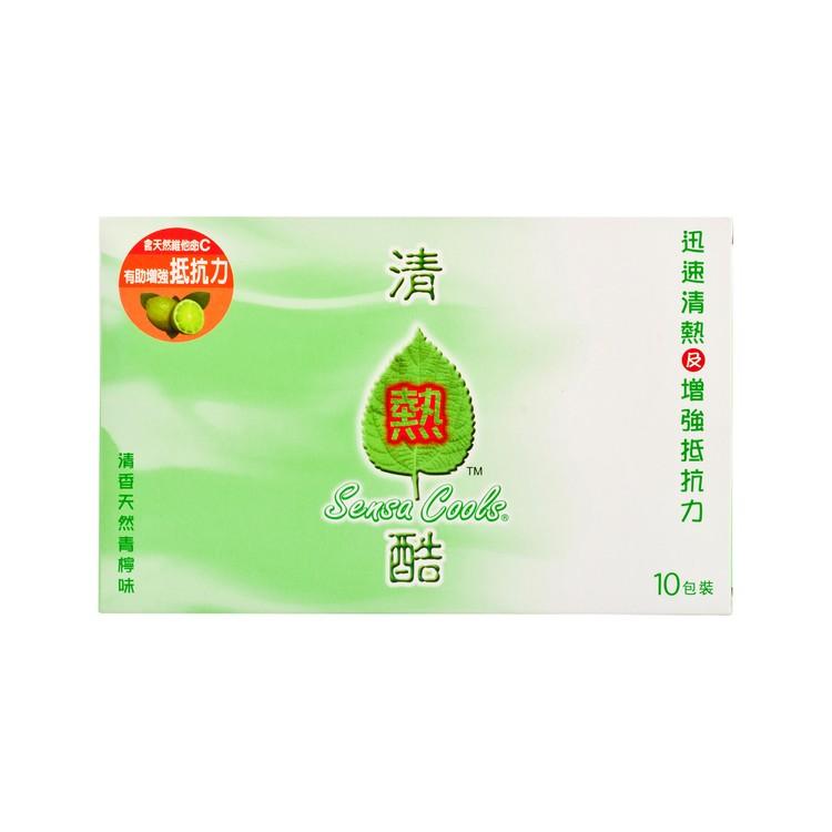 清熱酷 - 草本清熱沖劑 (大包裝) - 6GX10