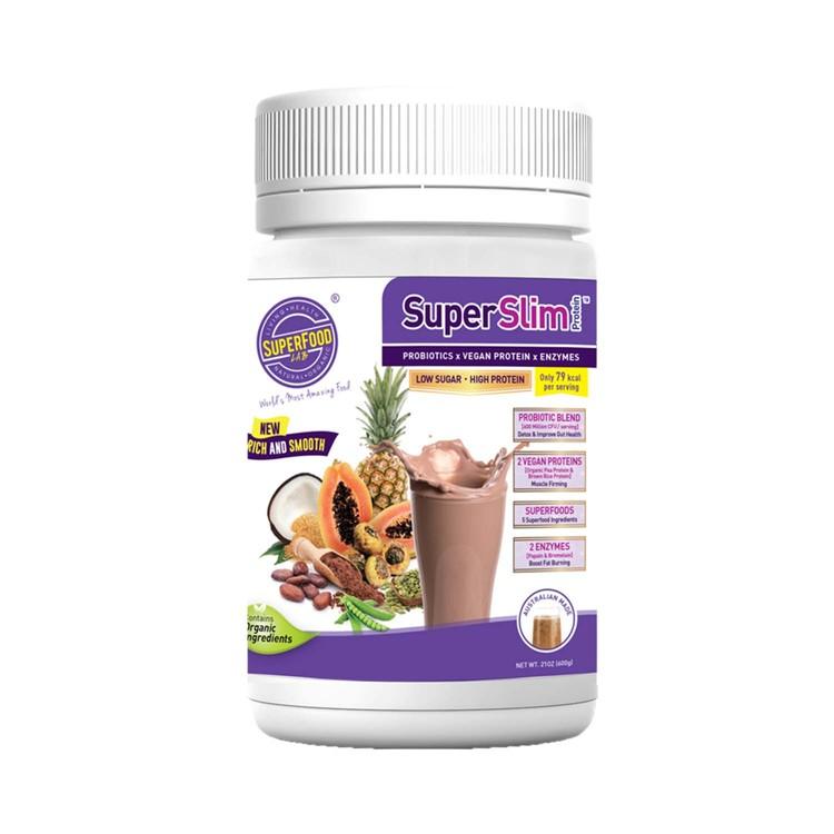 SUPERFOOD LAB - SUPERSLIM PROTEIN - 600G