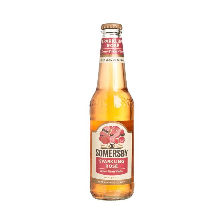 SOMERSBY - 粉紅氣泡酒 - 330ML