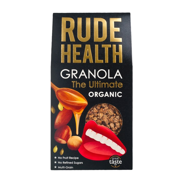 RUDE HEALTH (PARALLEL IMPORT) - GRANOLA-THE ULTIMATE - 500G