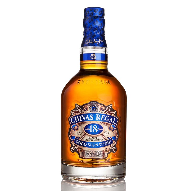 CHIVAS REGAL - WHISKY-18 YEARS OLD - 700ML