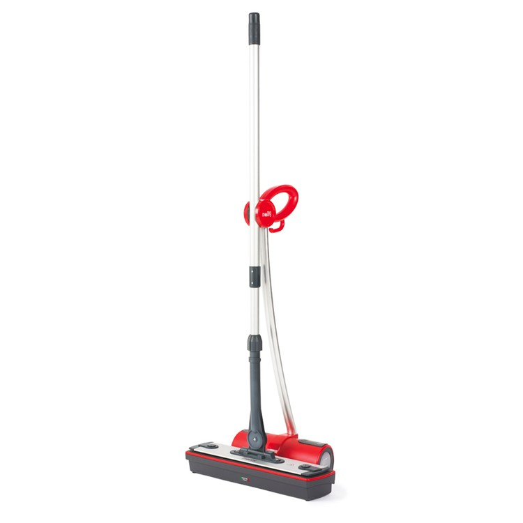 POLTI - MOPPY CORDLESS STEAM CLEANER-RED - PC