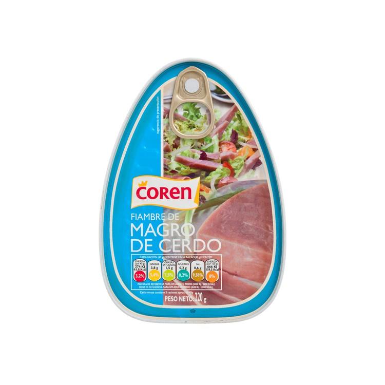 COREN - LOURINO PORK LEAN LUNCHEON MEAT - 220G