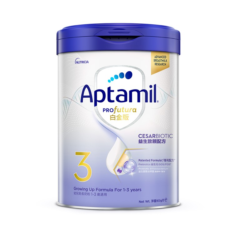 APTAMIL - PLATINUM GROWING UP FORMULA 3 - 900G