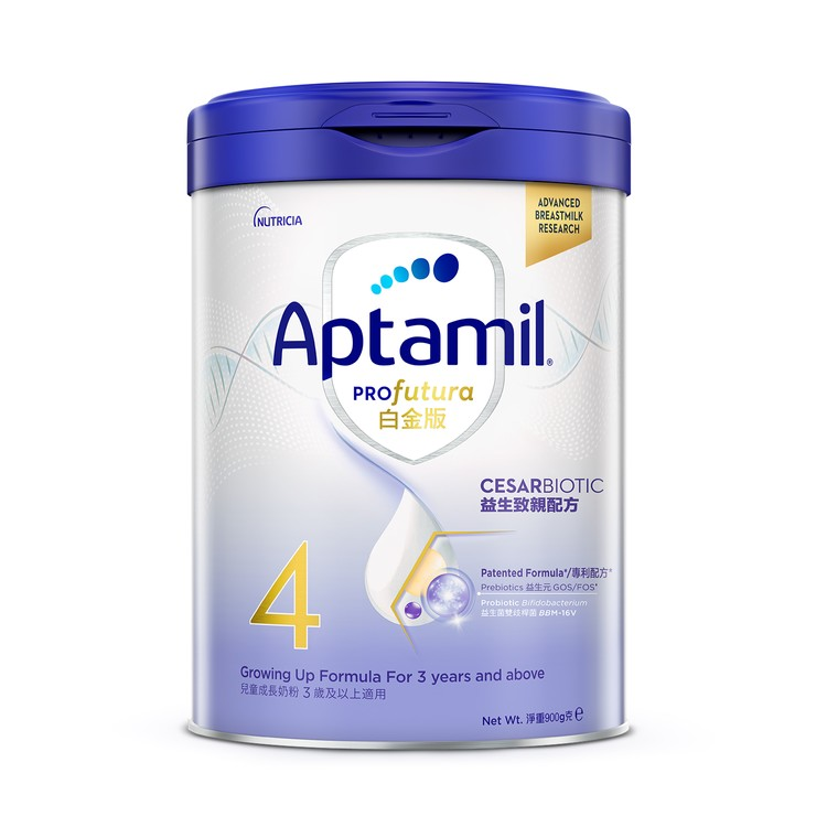 APTAMIL - PLATINUM GROWING UP FORMULA 4 - 900G