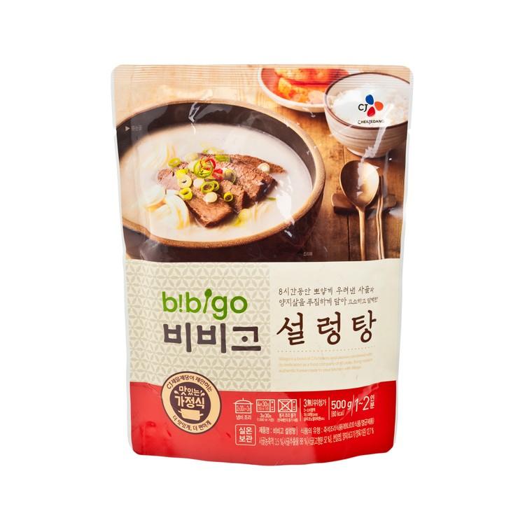 CJ - 即飲湯-牛肉 (雪濃湯) - 500G