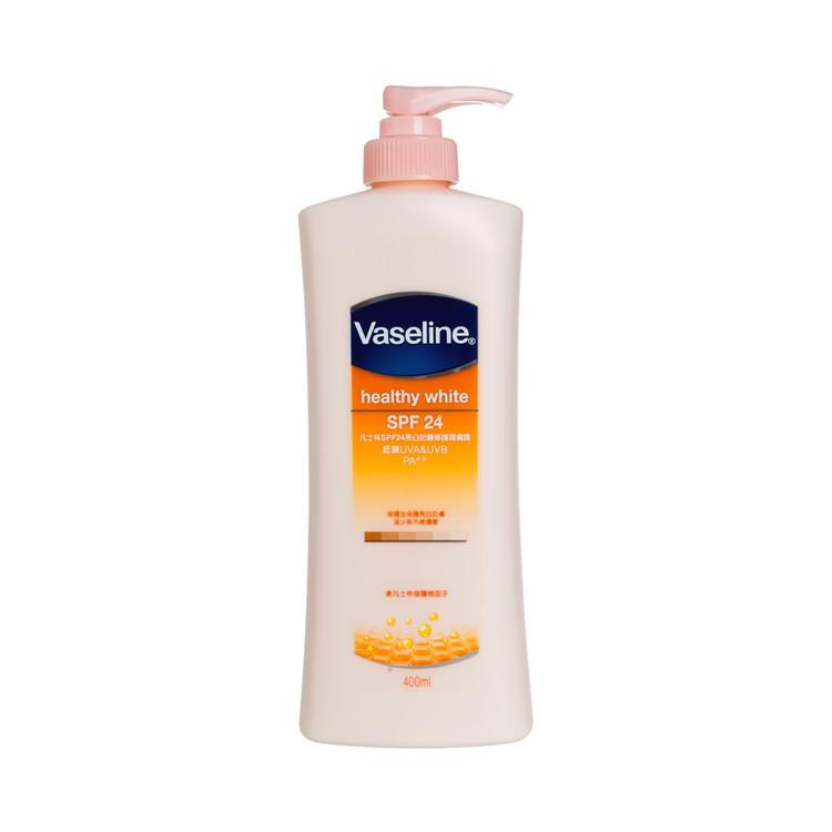 VASELINE - HEALTHY WHITE SPF24 - 400ML