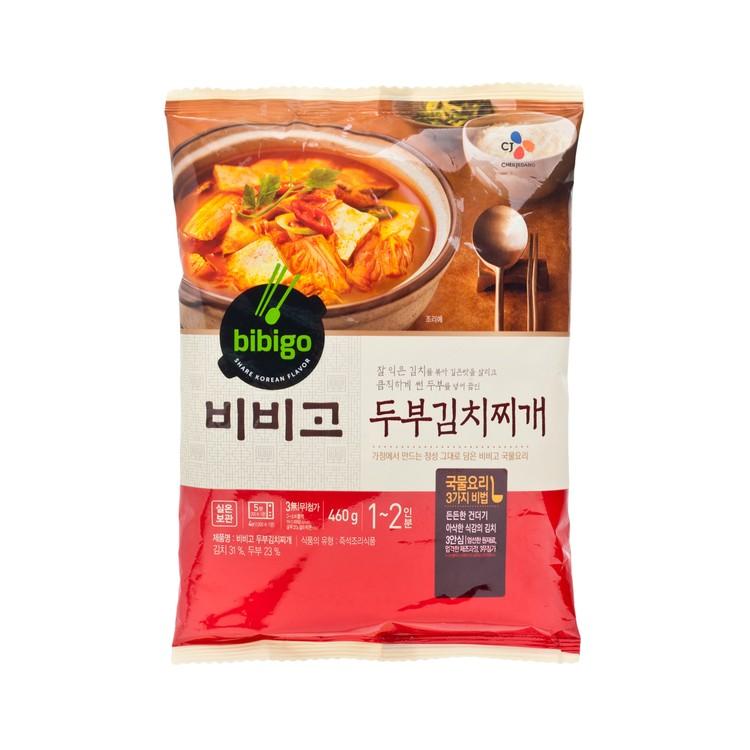 CJ - 即飲湯-豆腐泡菜 - 460G
