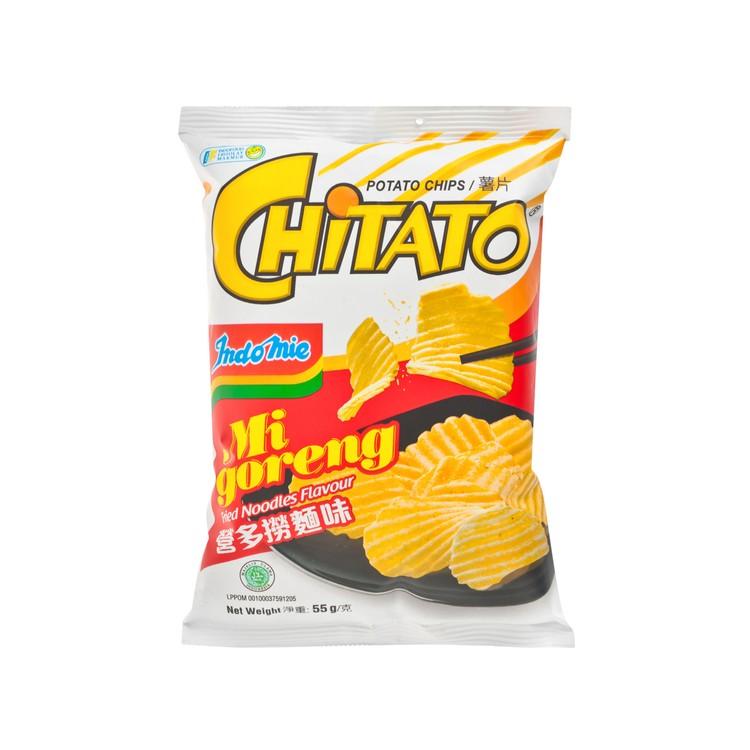 CHITATO - POTATO CHIPS-INDOMIE GORENG - 55G