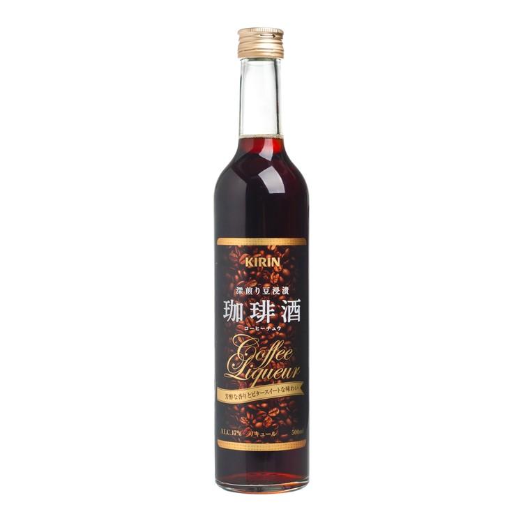 麒麟 - 永昌源深煎芳醇咖啡酒 - 500ML
