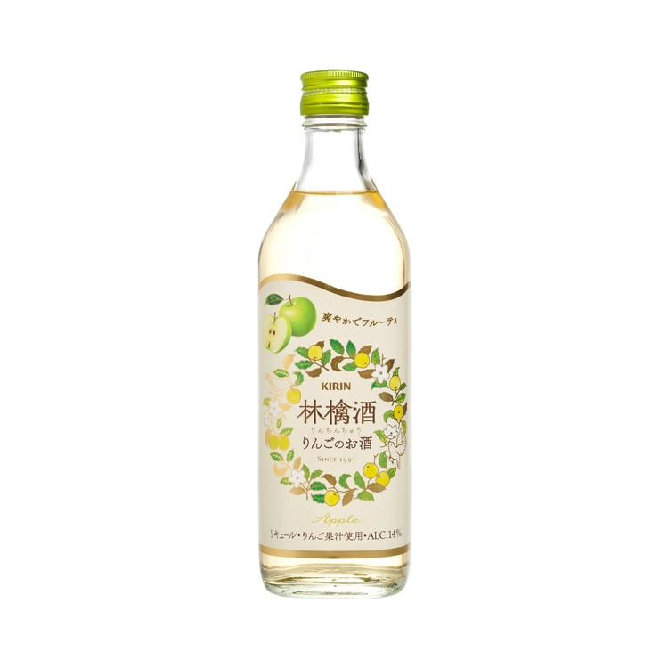 KIRIN - FRUIT WINE-AOMORI APPLE - 500ML