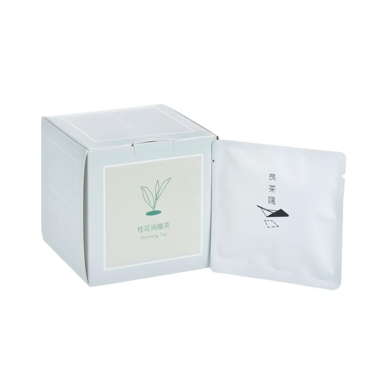 HERBACEOUS TEAS - SLIMMING TEA - 7'S