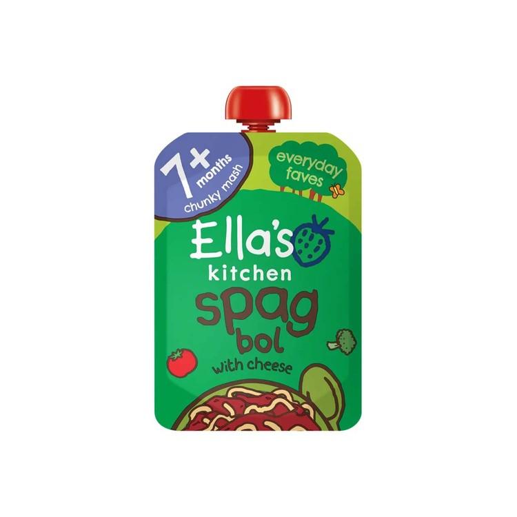 ELLA'S KITCHEN - 有機芝士肉醬意粉蓉 - 130G
