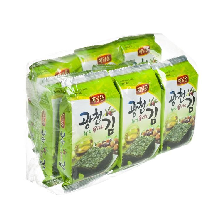 廣川 - 橄欖油紫菜 - 4GX9