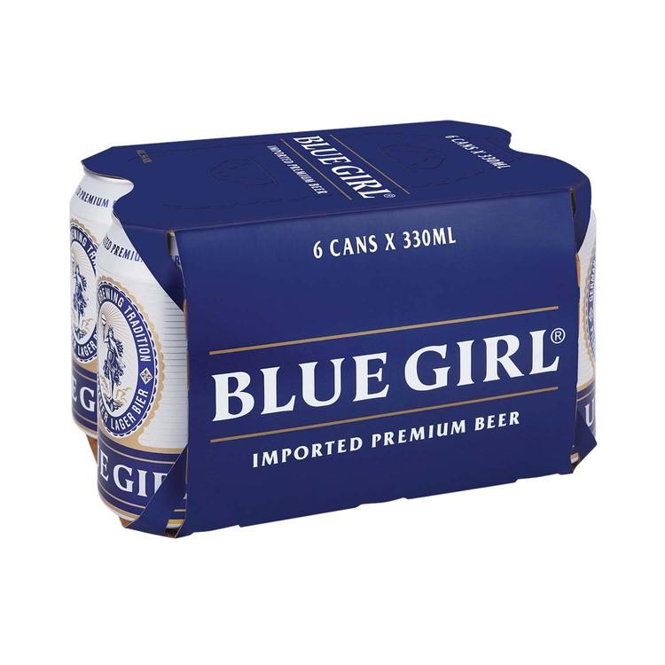 藍妹 - 啤酒 - 330MLX6