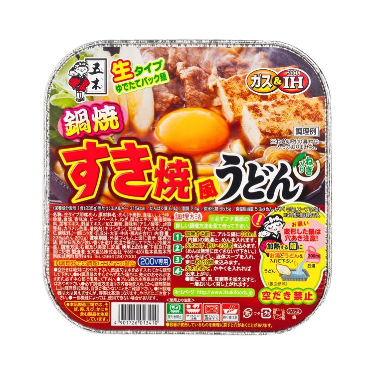 五木食品 - 鍋燒鳥冬-壽喜燒 - 235G