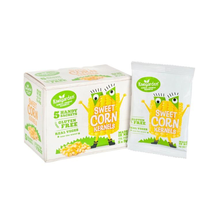 KIWIGARDEN - 紐西蘭天然甜粟米粒(無基因改造)(盒裝) - 9GX5