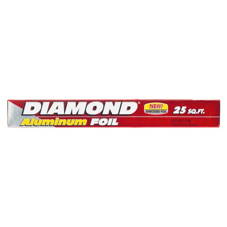 """鑽石 - 錫紙 - 18""""X25FT"""