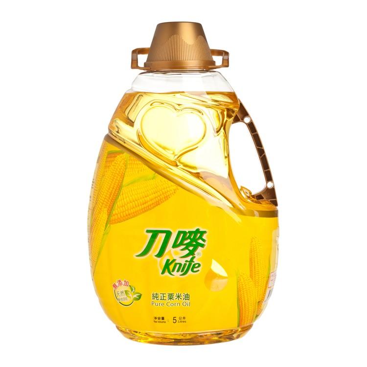 刀嘜 - 純正粟米油 - 5L