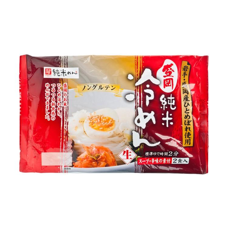 盛岡 - 純米麵-冷麵 (無麩質) - 350G