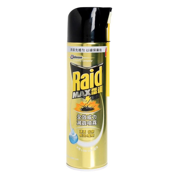 RAID - ANT&ROACH KILLER-SUPER ALL - 500ML