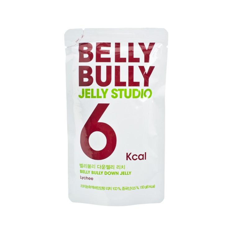 BELLY BULLY - 飽腹果凍-荔枝 - 150G