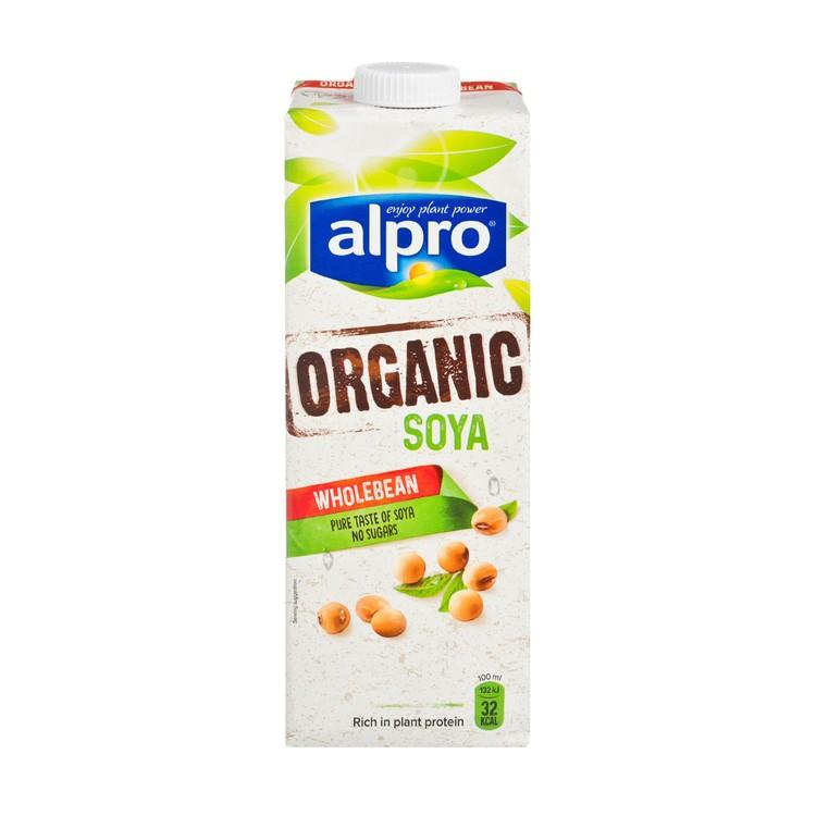 ALPRO - ORGANIC SOYA MILK UNSWEETENED - 1L
